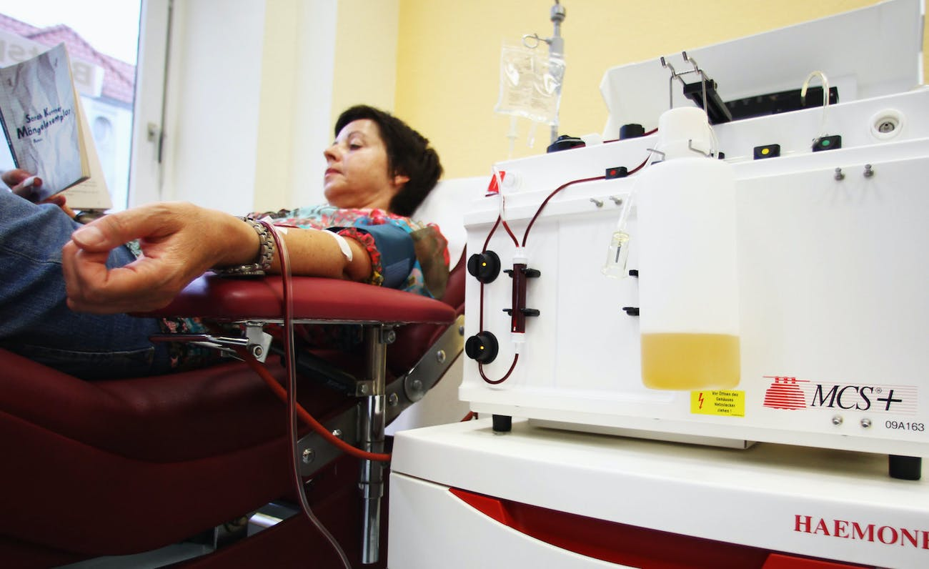 The 10% Bleed: How Plasma Donors Got Stuck With Prepaid Card