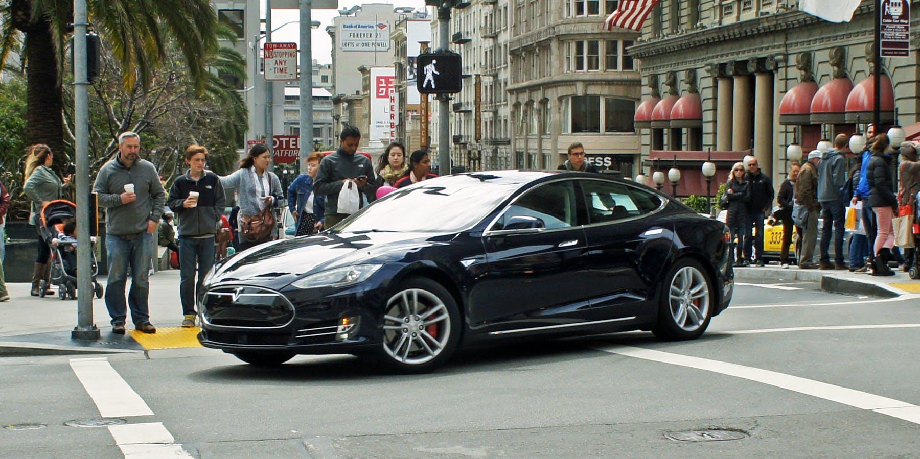 The 6 Autonomous Cars Already on American Roads
