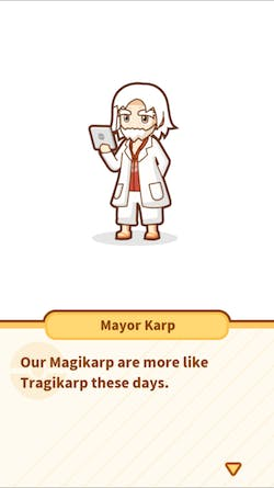 Mayor Karp never stops with the amazingly bad puns.