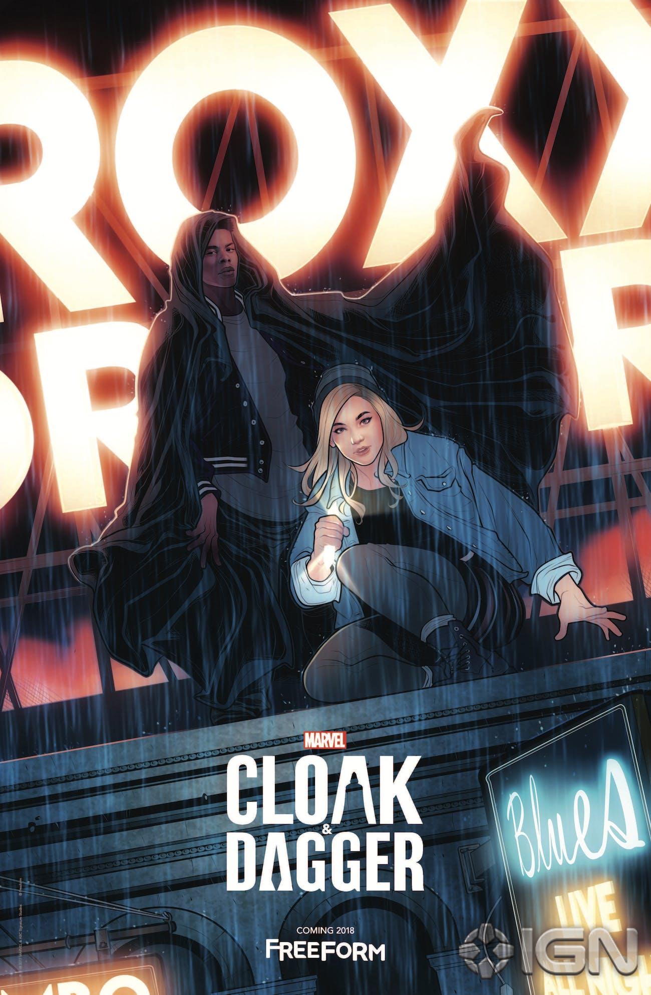 Cloak and Dagger MCU