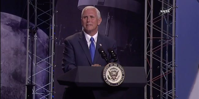 Mike Pence?