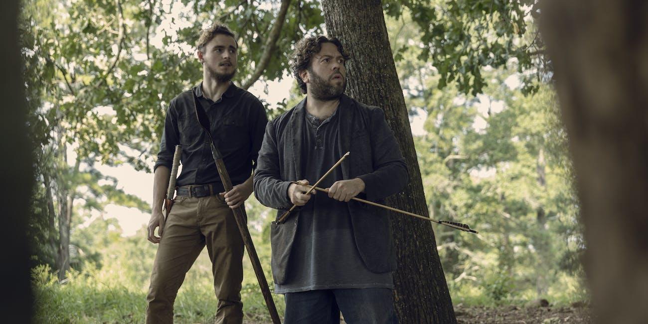 Walking Dead Season 9 Spoilers Episode 9 Sets Up A Death