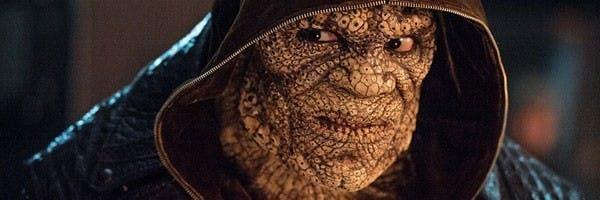 Killer Croc (Adewale Akinnuoye-Agbaje) as he appeared in 'Suicide Squad'