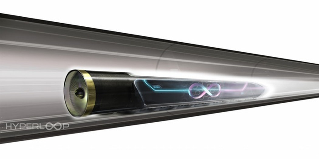 "Hyperloop Technologies to Give ""Demonstrations"" at Las Vegas Event in May"