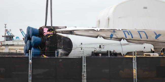 SpaceX Iridium-2