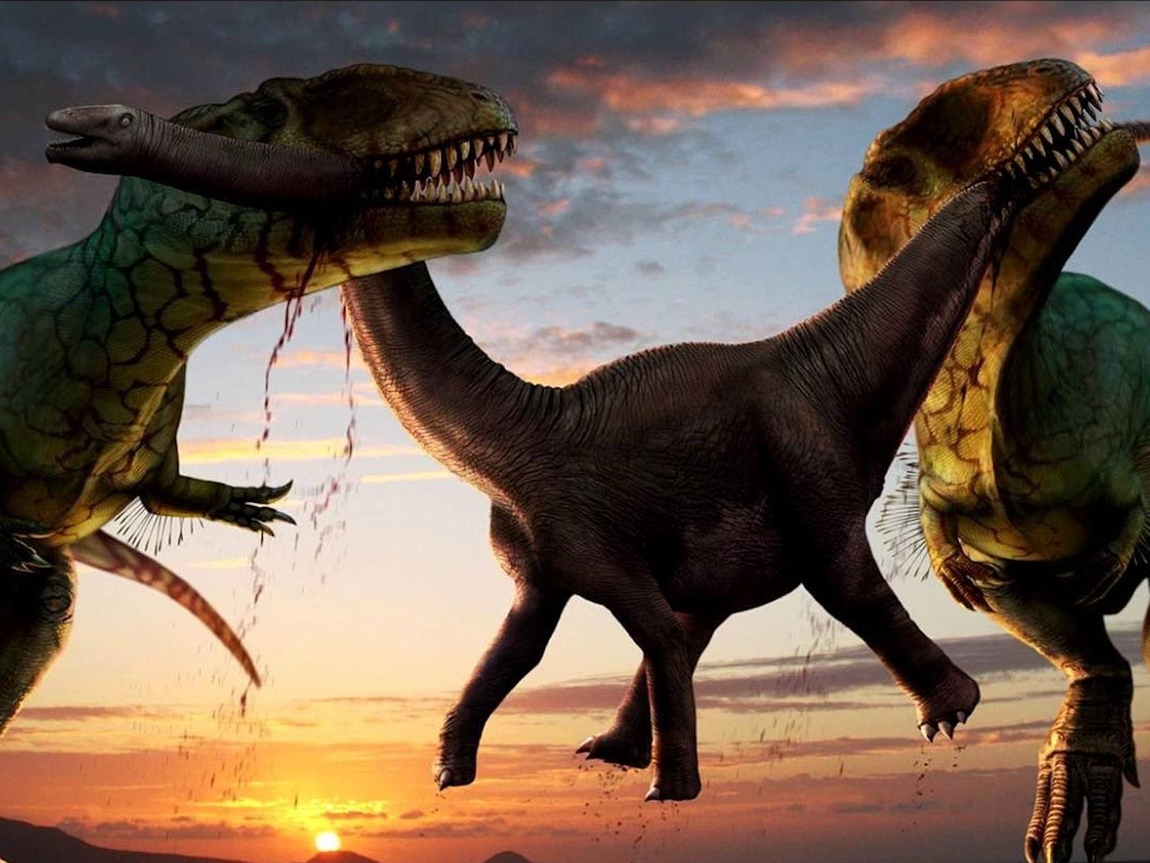 Paleontology's Artistic Renaissance Will Be Violent AF