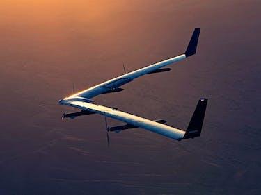 Facebook Internet Drone
