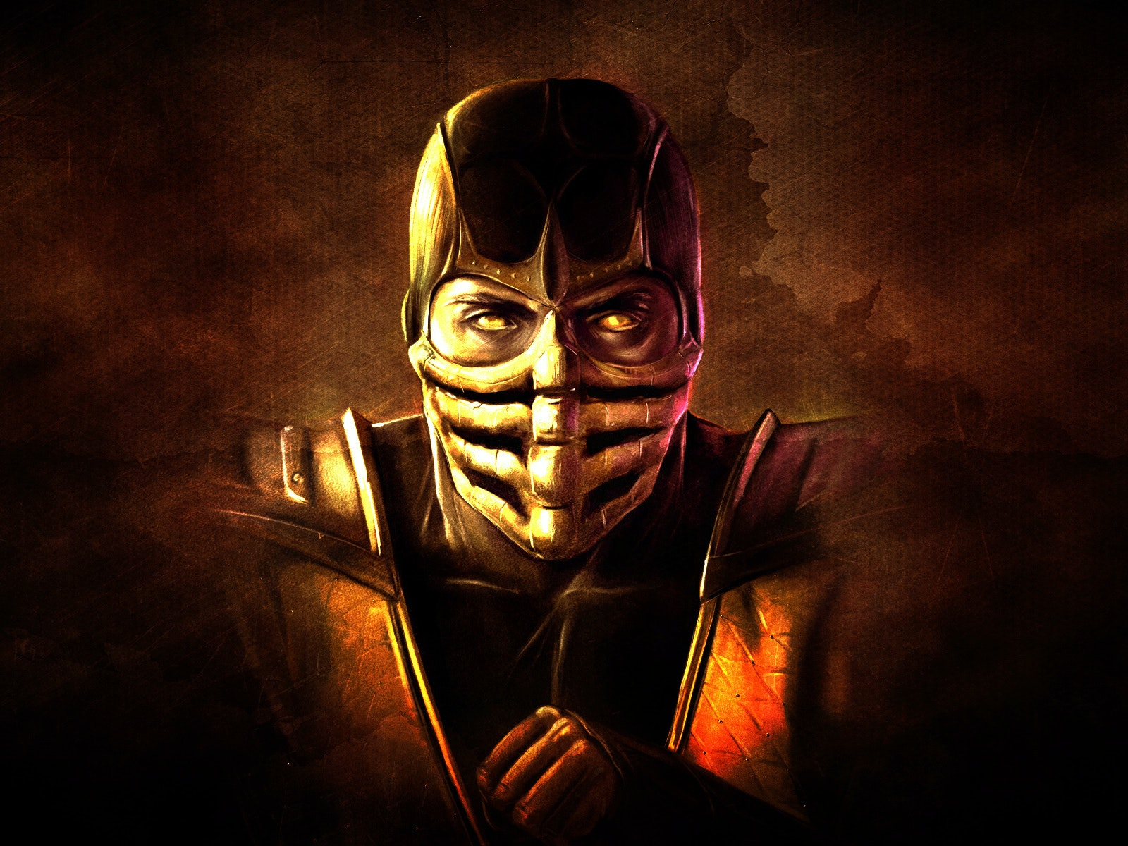 Mortal Kombat's Scorpion Tells Hillary Clinton to 'Finish Him'