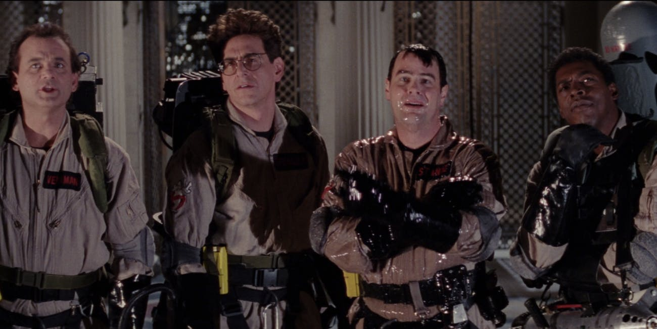 Image result for ghostbusters 1989