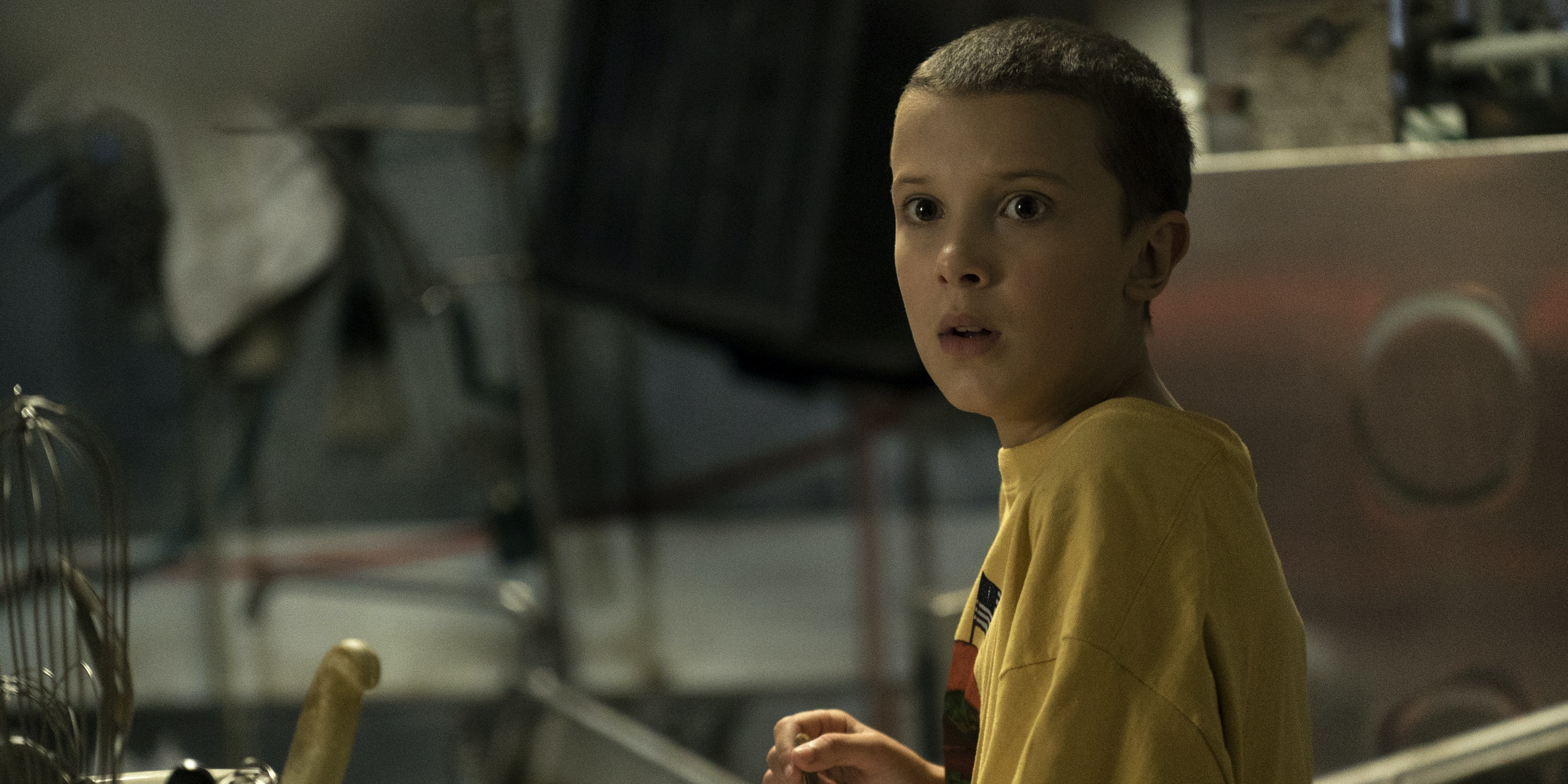 Keep Eleven out of 'Stranger Things' Season 2