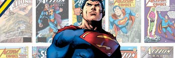 Superman Action Comics DC