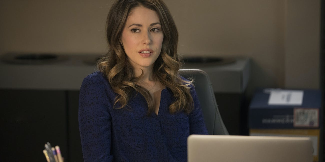 Silicon Valley Amanda Crew