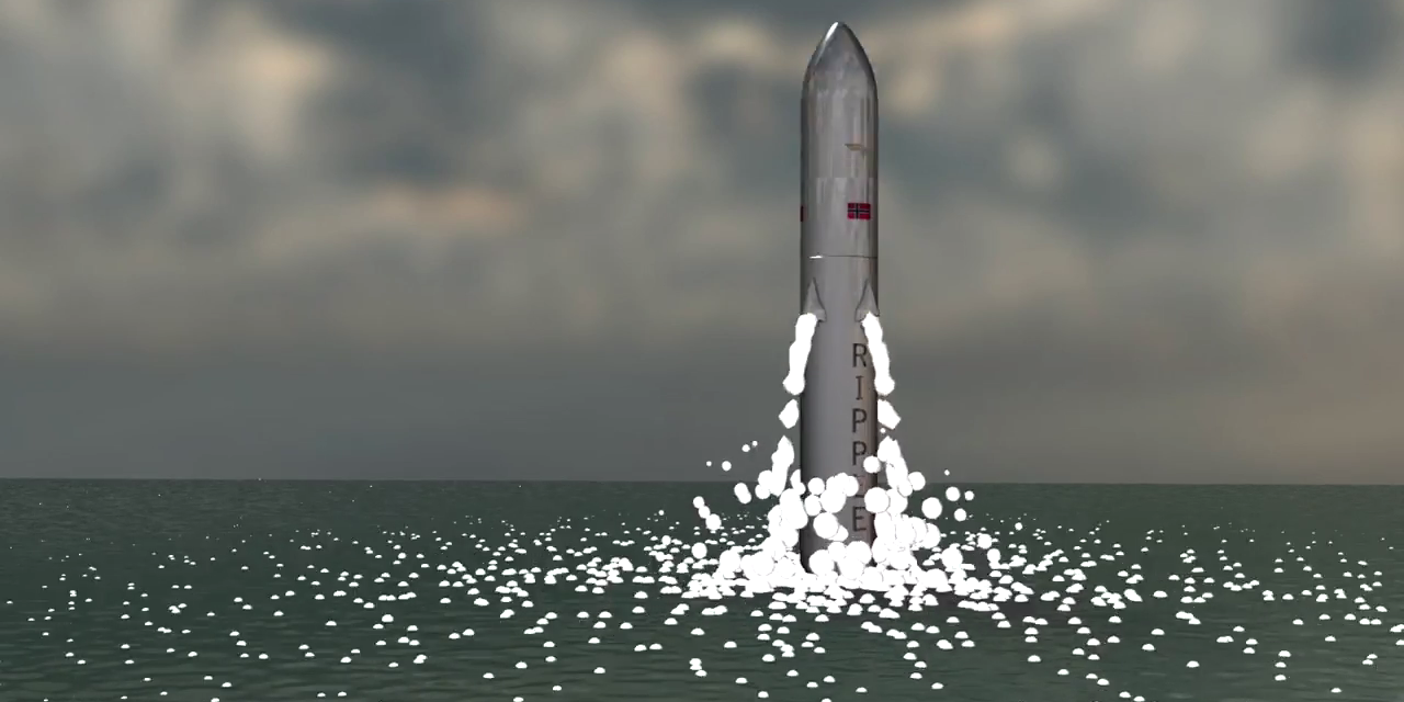 Spaceflight Startup Wants to Launch Rockets Out of the Ocean
