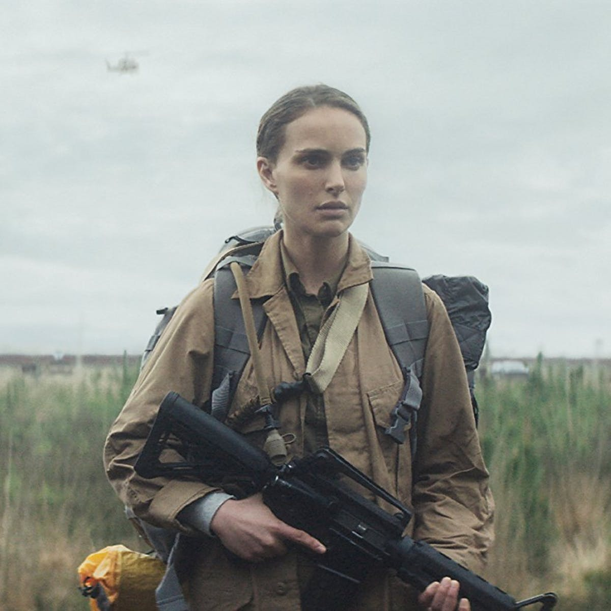 'Annihilation' Theorizes What Happens When the Planet Gets Cancer