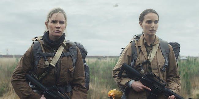 """Natalie Portman in """"Annihilation."""""""