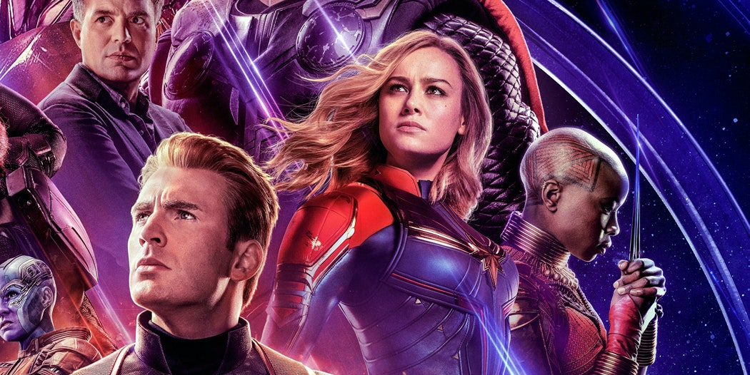 Here's Why Captain Marvel Seems Different in a New 'Avengers: Endgame' Clip