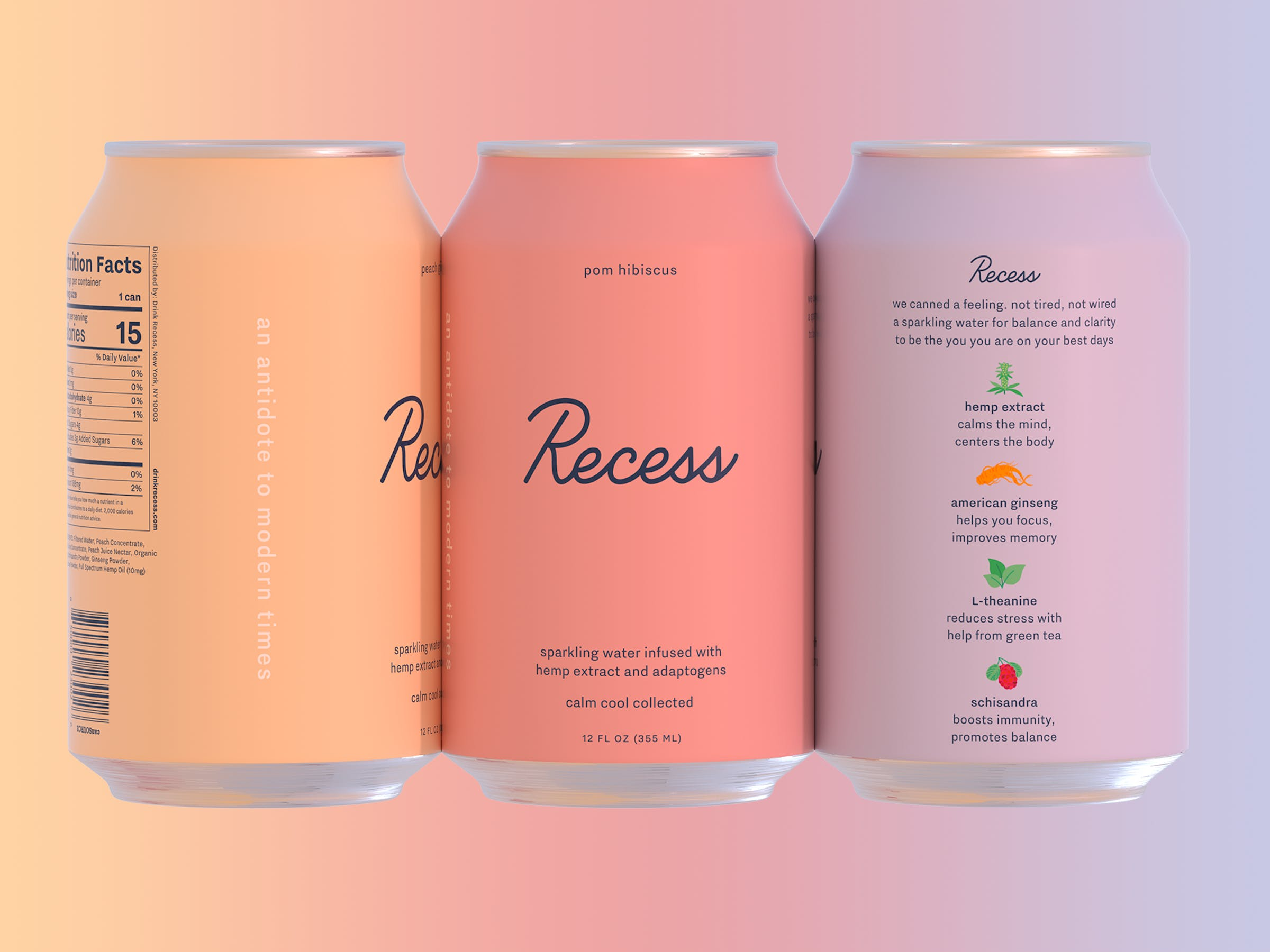 Recess CBD Seltzer: I Have No Chill, So I Drank It Every Day