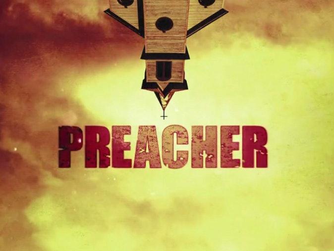 AMC Releases Stylish Trailer for 'Preacher'
