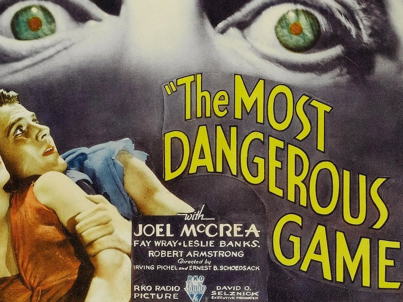 'The Most Dangerous Game' Would Be Easy and Lucrative, So Adapt it Already