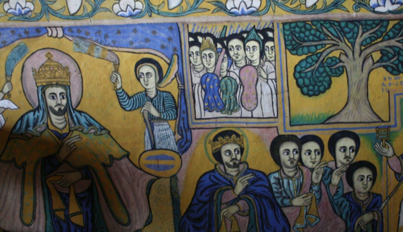 church, Ethiopia