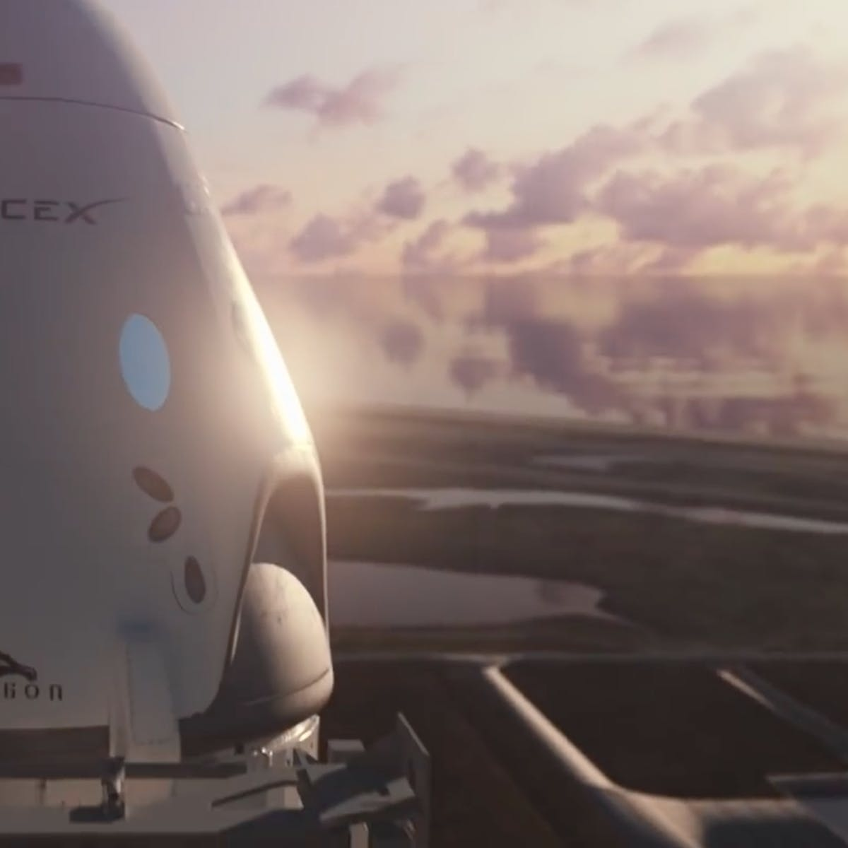 SpaceX: Elon Musk's Crew Dragon demo video teases 5 key innovations