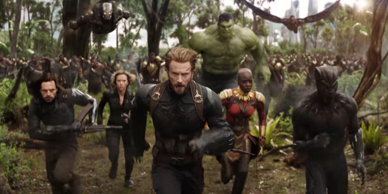 'Avengers: Infinity War' (2018)