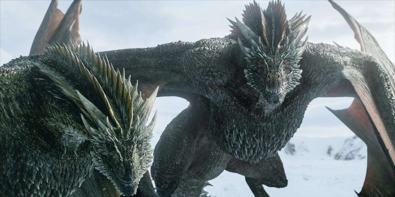 game of thrones season 8 dragons