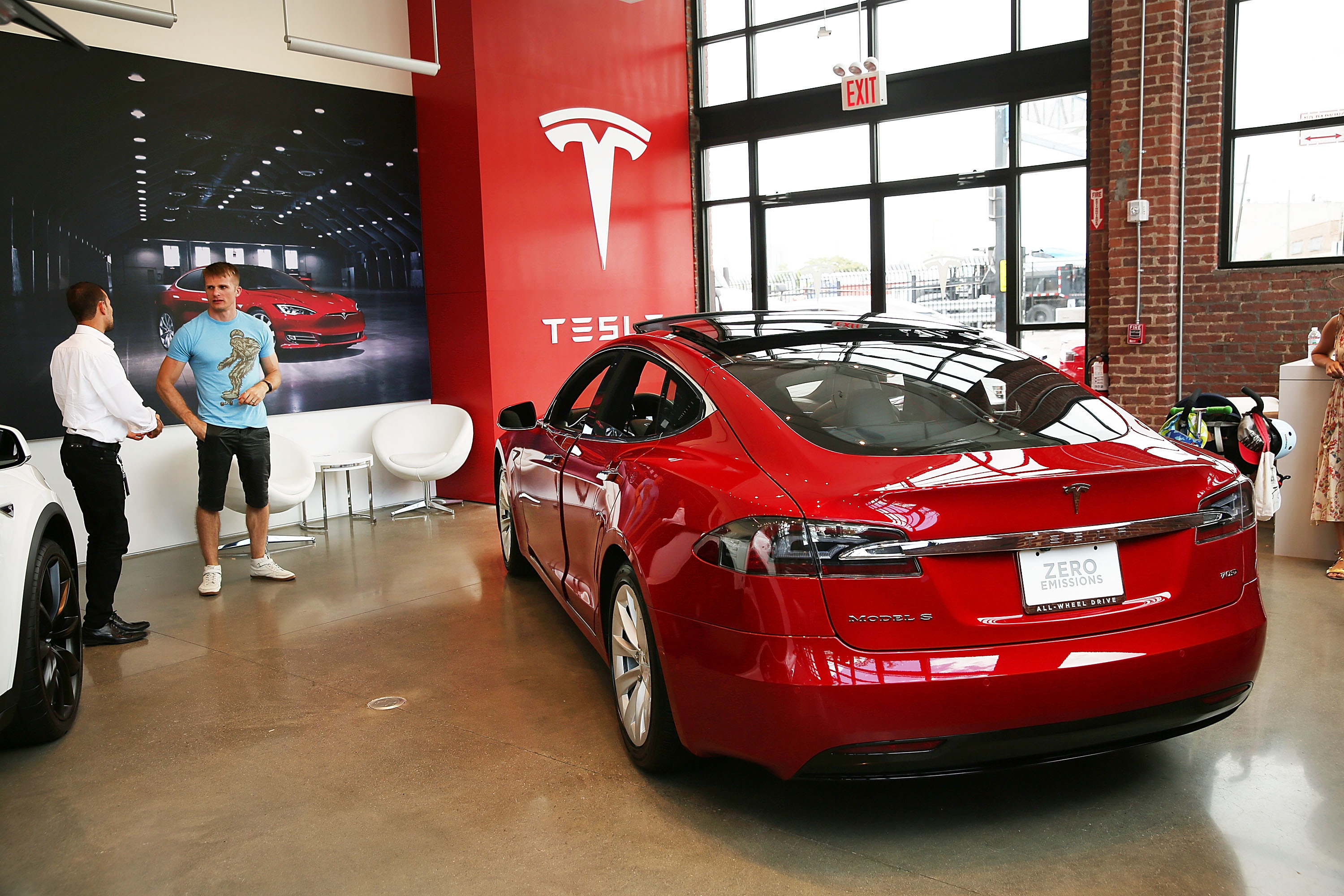 BidaskClub Downgrades Tesla Inc. (TSLA) to Buy