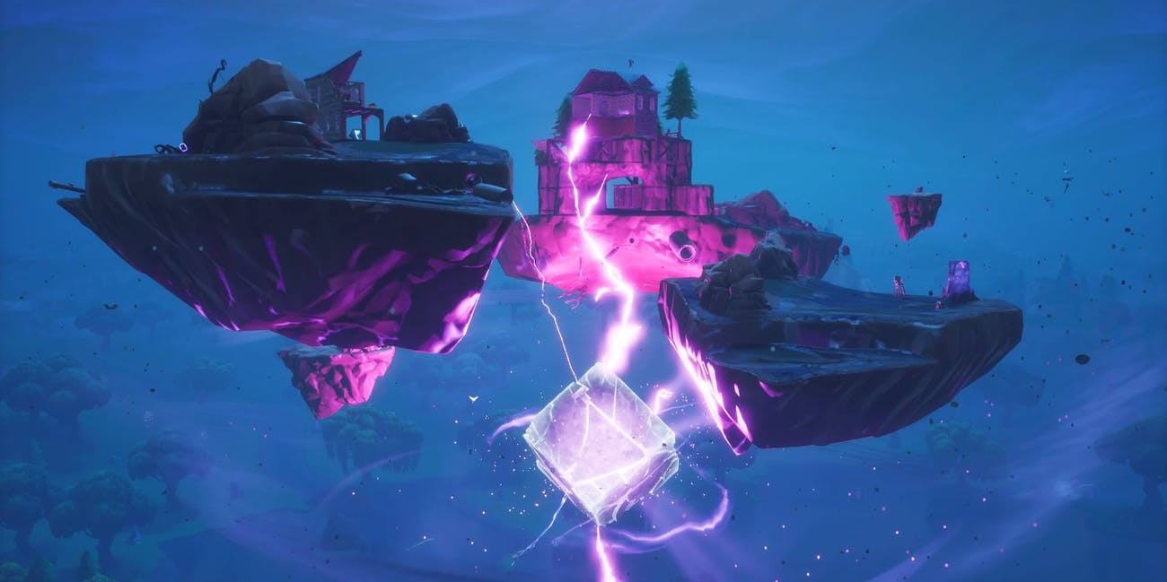 Fortnite Cube Memorial Locations Find Them In The Desert