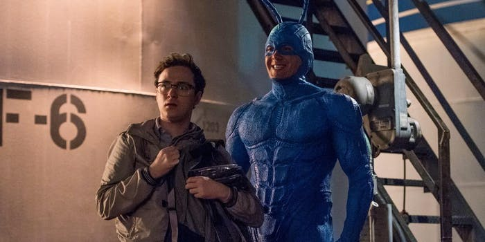 Amazon Prime The Tick Reboot