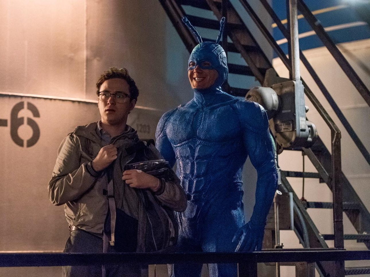 Amazon Gets a Spoonful With a Season Order of 'The Tick'