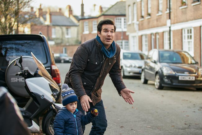 Rob Delaney in Amazon's 'Catastrophe' Season 3