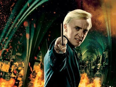 Draco Malfoy Wants Out in His Version of 'Harry Potter'