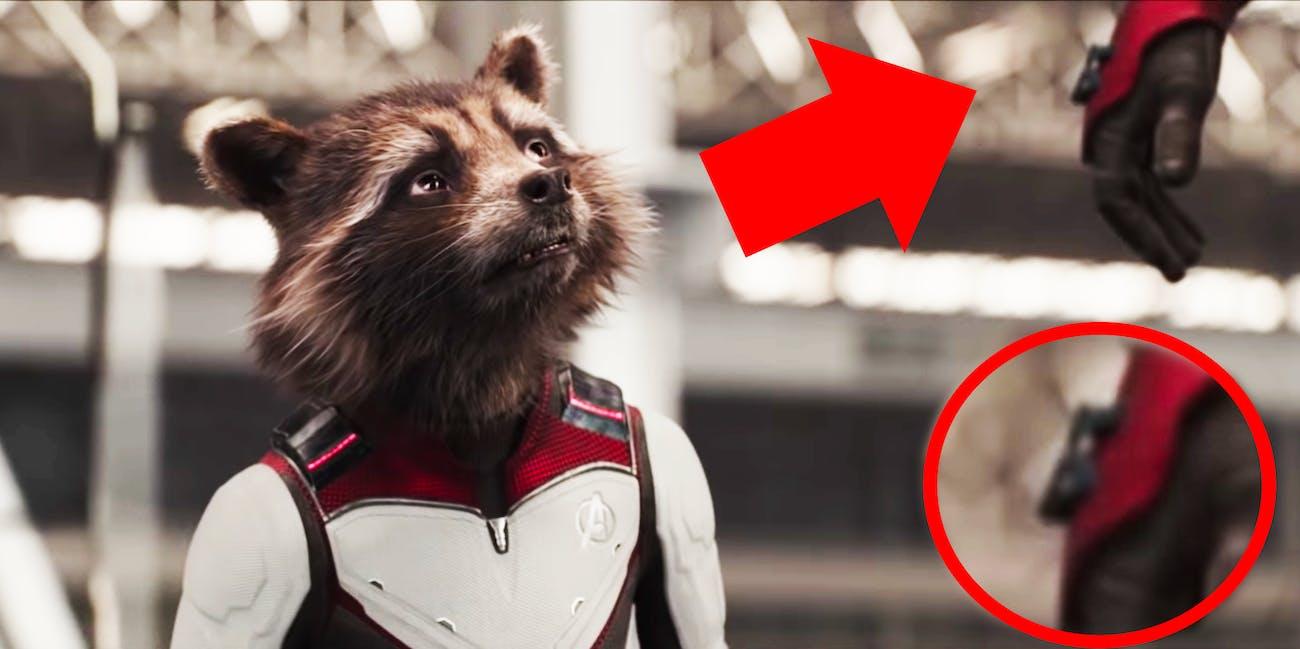 avengers endgame new clip spoilers leak edits