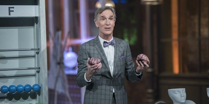 Bill Nye Saves the World Netflix Earth Day Science March on Washington