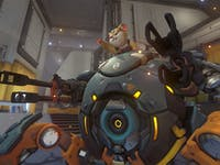 Hammond\Wrecking Ball Overwatch