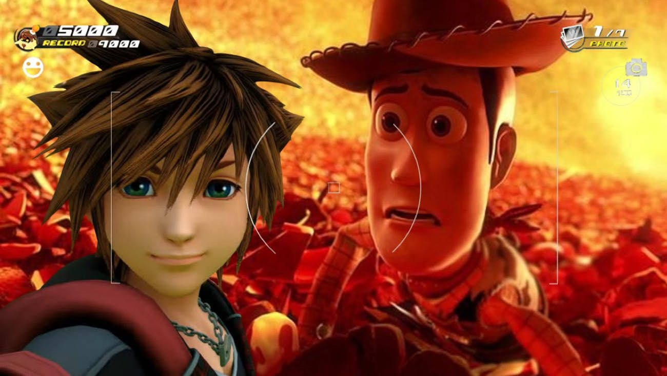 Kingdom Hearts 3 Toy Story 3