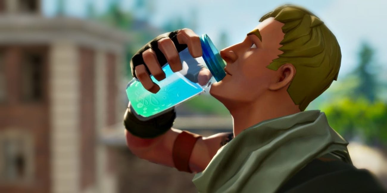 Slurp Juice in 'Fortnite' is about to get a whole lot better in the 4.1 update.