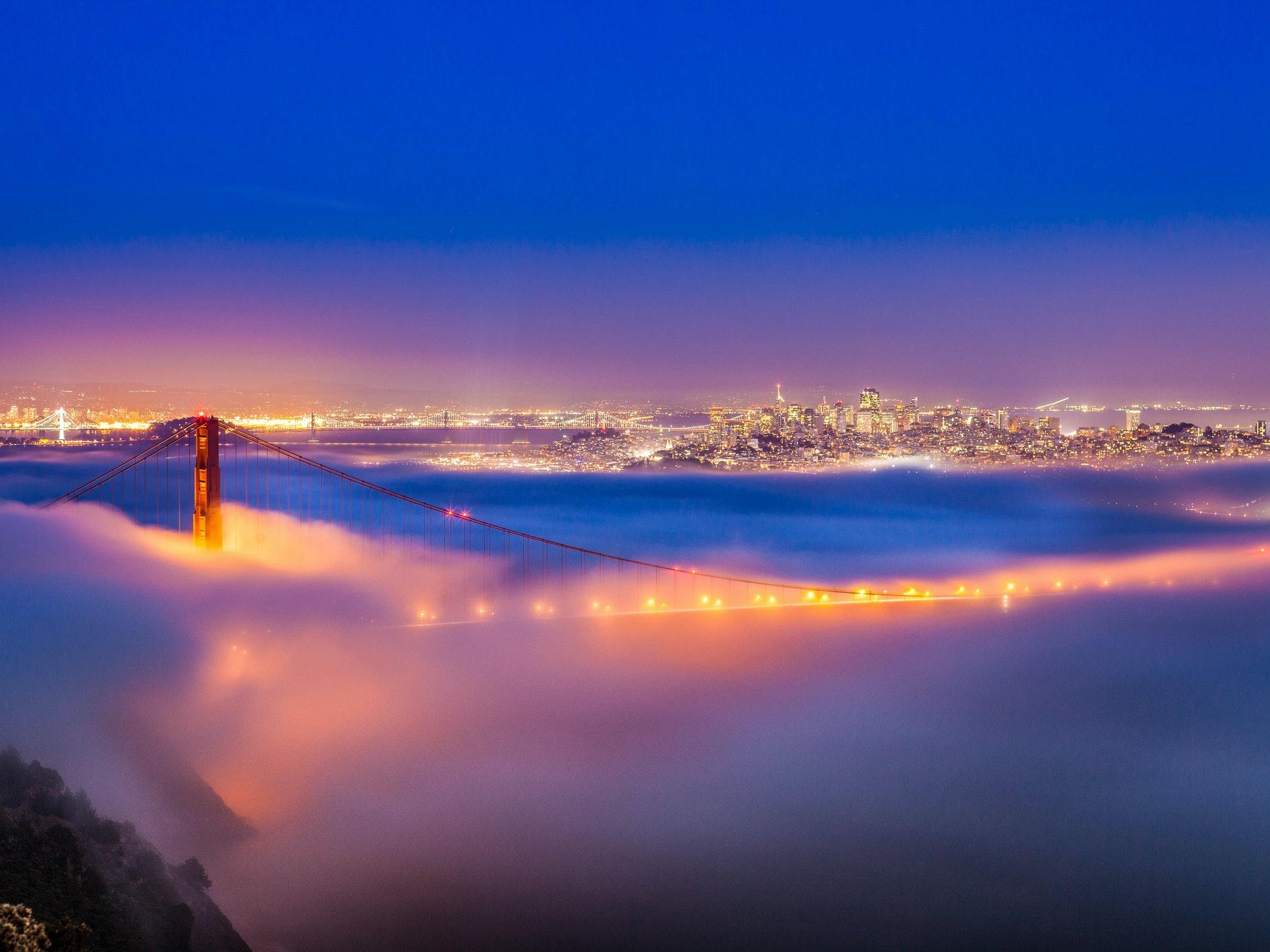 California's 4 Future Cities