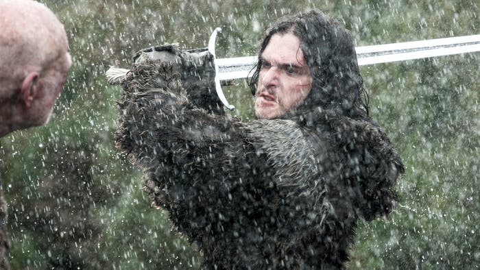 Kit Harington as Jon Snow in 'Game of Thrones