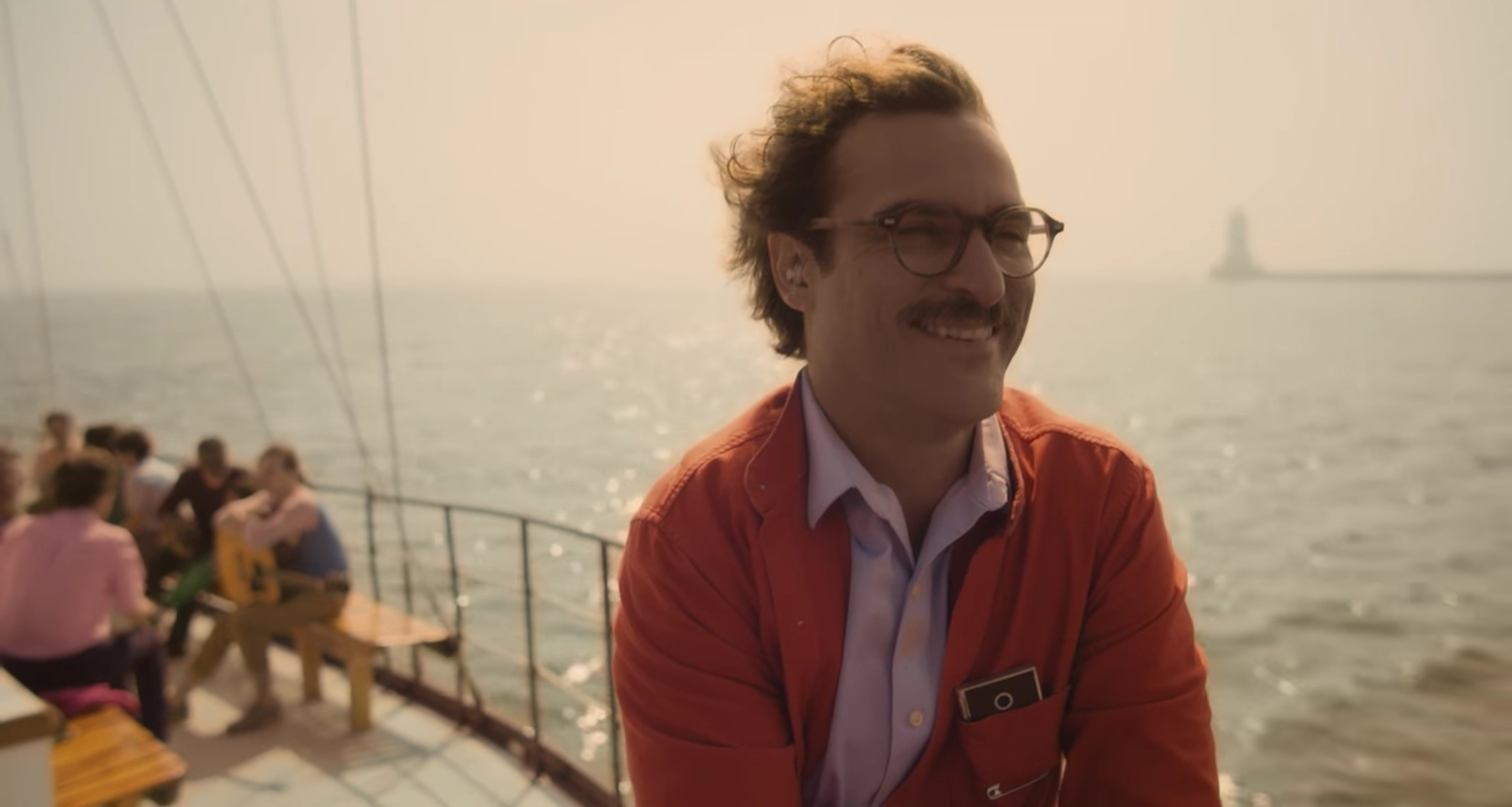 Joaquin Phoenix stars as Theodore Twombly in 'Her,' a film about a man that falls in love with an A.I. played by Scarlett Johansson.