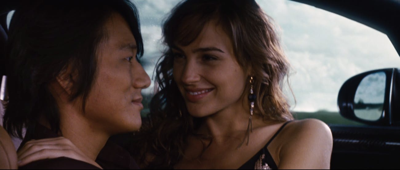 Han and Gisele Fast and Furious