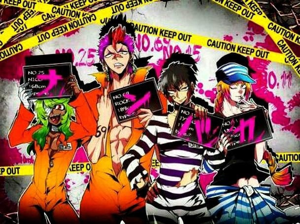 'Nanbaka' Is the Funniest Anime of 2016