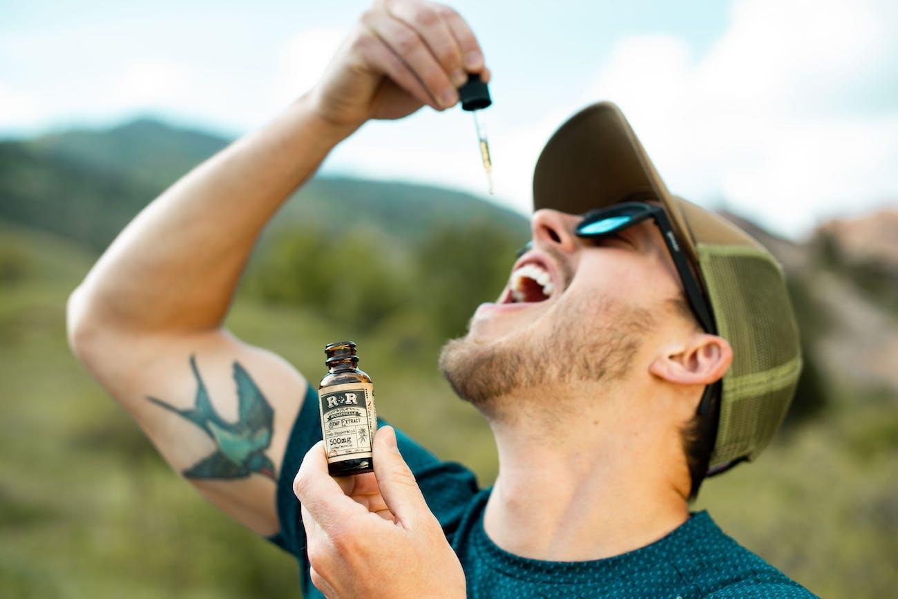 cannabis, CBD, tincture
