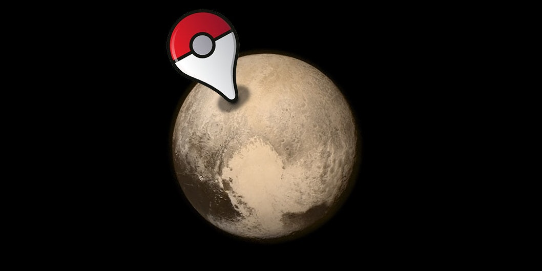 Pokemon Go Players Have Walked Enough Miles To Reach Pluto