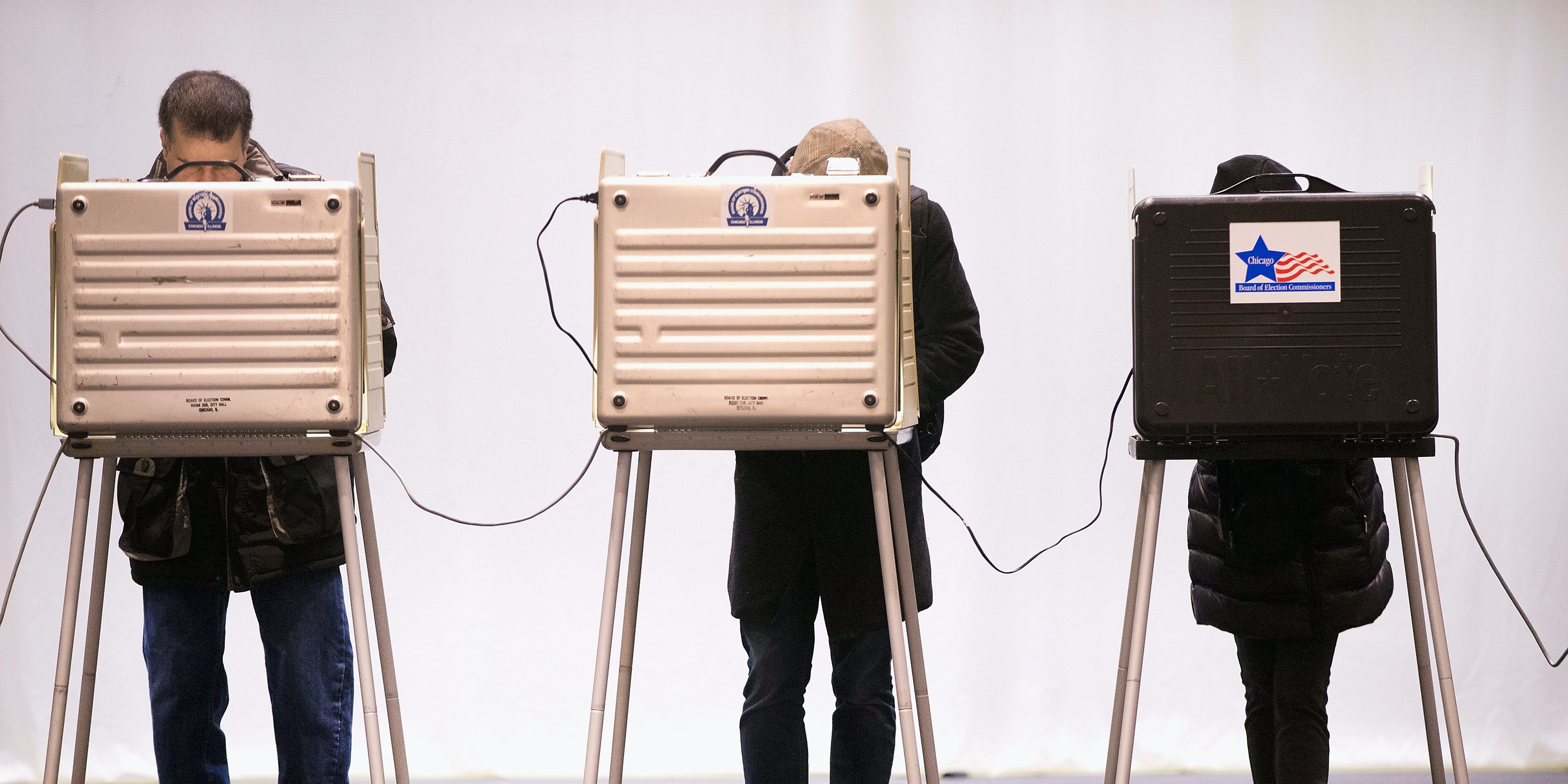 Hacking the Election Would Be Pretty Damn Easy