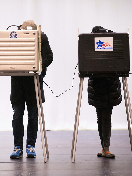 The information of over 200,000 registered voters in Illinois was stolen by hackers in July.