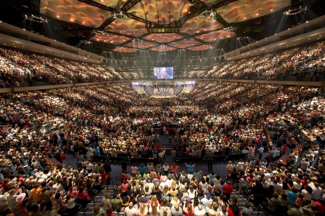 lakewood church houston