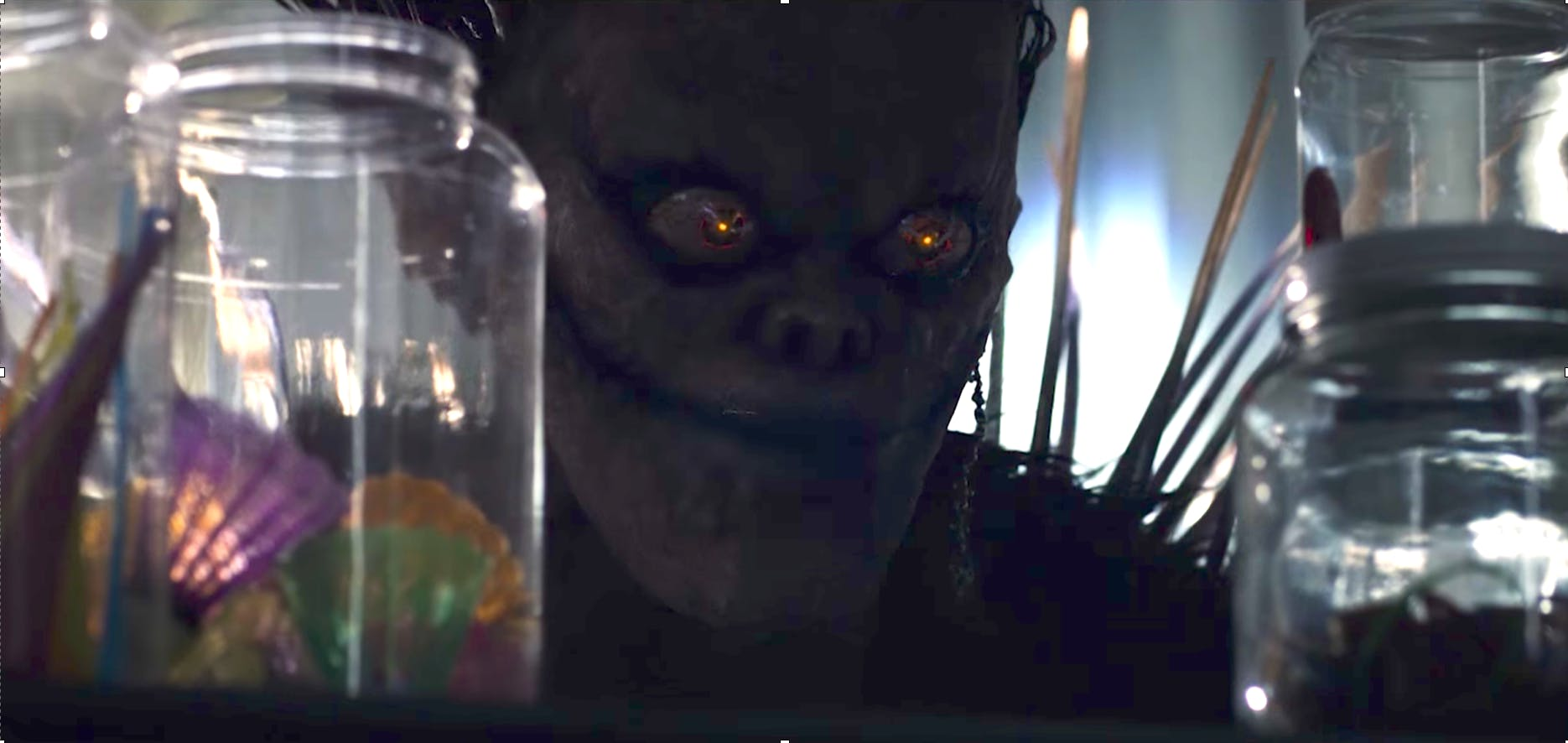 'Death Note' Clip Gives First Clear Look at Willem Dafoe ...