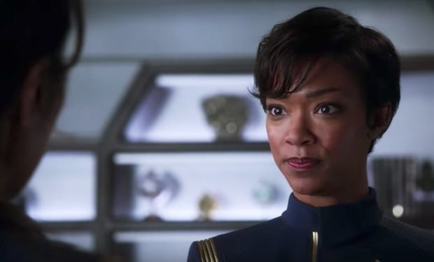 Sonequa Martin-Green Talks About Her 'Star Trek: Discovery' Character's
